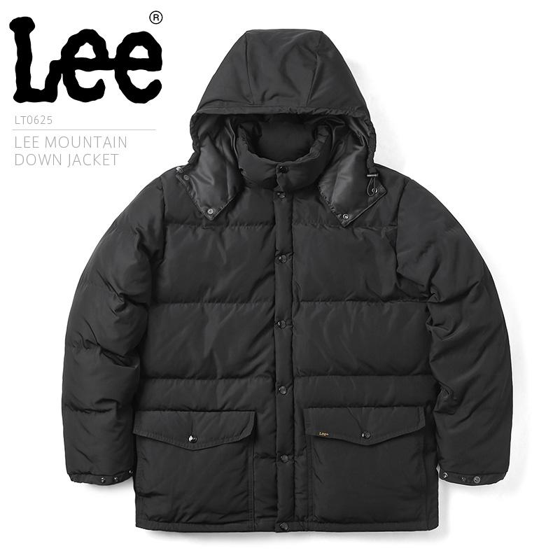 【30%OFF大特価】Lee リー LT0625 マウンテン ダウンジャケット/ アウター アメカジ 防寒着 冬  メンズ【クーポン対象外】【キャッシュレス5%還元対象品】