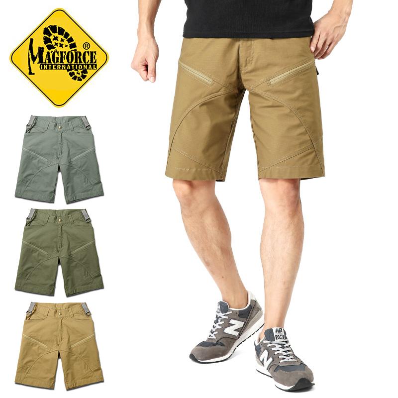 MAGFORCE マグフォース C-2501 Cakewalk Tactical Shorts(ケークウォーク タクティカル ショーツ)[Px]【クーポン対象外】《WIP》ミリタリー 軍物 メンズ 男性 ギフト プレゼント
