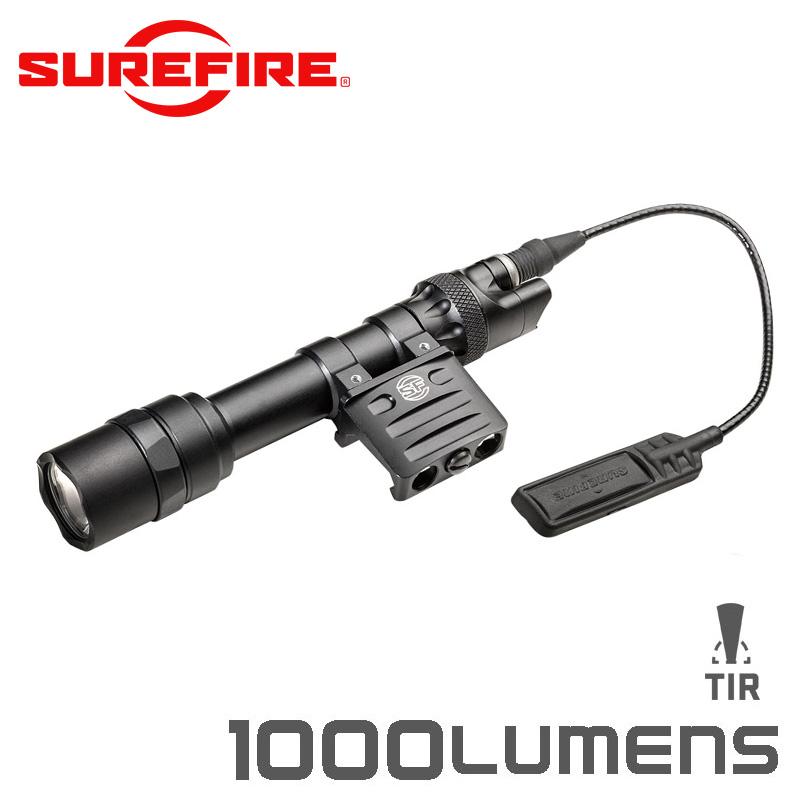 SUREFIRE シュアファイア M612 ULTRA LEDスカウトライト / ウェポンライト 1000ルーメン(M612U-BK)【クーポン対象外】