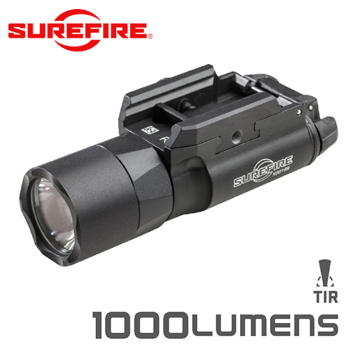 SUREFIRE シュアファイア X300U-B LEDウェポンライト / フラッシュライト 1000ルーメン【クーポン対象外】【キャッシュレス5%還元対象品】