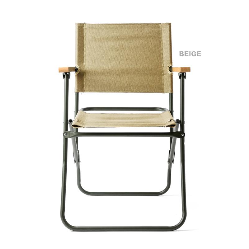 全新的英國陸軍型折疊椅子 (羅孚椅) [WIP]