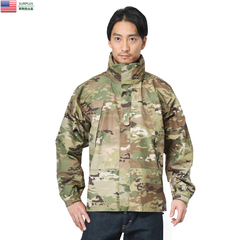 【25%OFFセール開催中】実物 新品 米軍 EXTREME COLD/WET WEATHER GEN3 CLASS3 OCP Level6 GORE-TEX ジャケット《WIP》ミリタリー 軍物 メンズ 男性 ギフト プレゼント