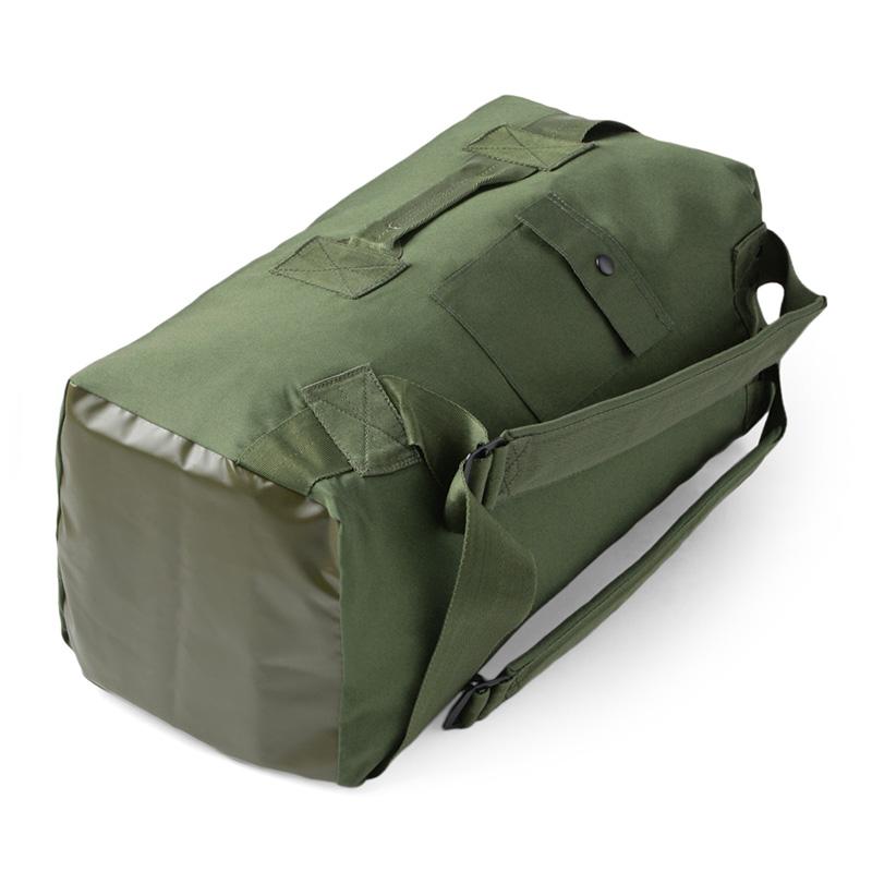 新品 米軍 AD-20 ナイロンダッフルバッグ