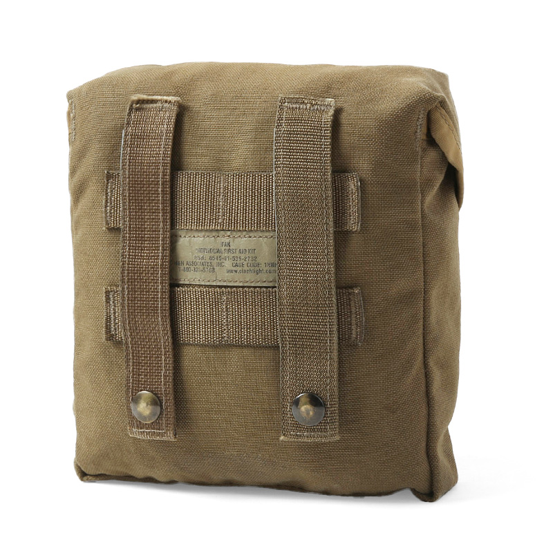 Military porch real thing USED U S  Marine Corps USMC IFAK first-aid kit  porch COYOTE / military U S  forces real thing-releasing article forces  thing