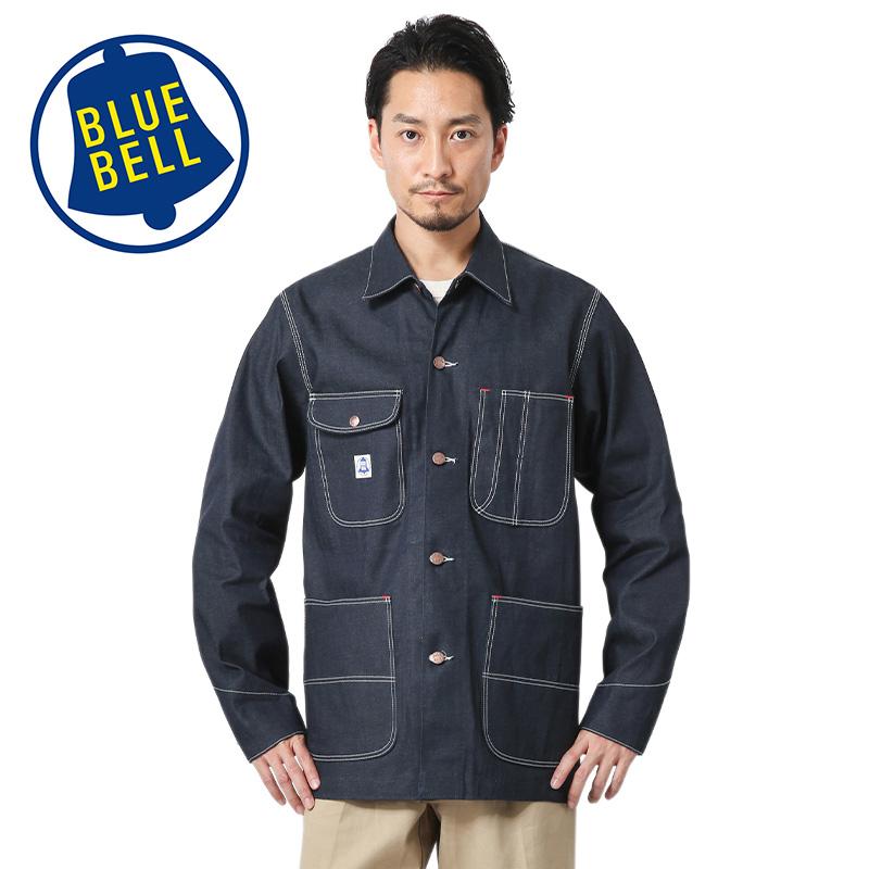 【15%OFFクーポン対象品】BLUE BELL ブルーベル WM1500 カバーオール ジャケット