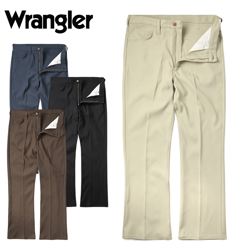 【15%OFFクーポン対象品】Wrangler ラングラー WM1840 ランチャー フレア ジーンズ 日本企画 /