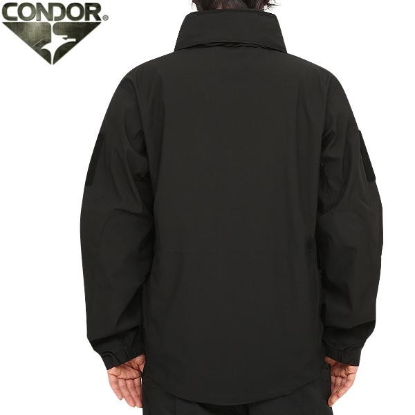 加州神鷲 / 神鷹 609 峰會零輕型戰術軟殼夾克黑色 [WIP] 軍事秋冬季衣服