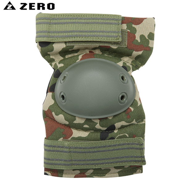 It is all size ZERO elbow pad which I matched with ZERO zero EP-300 JSDF  elbow pad Japanese where I adopted the pad which is designed, and