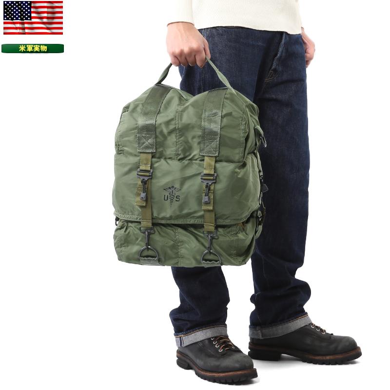 Real Brand New Us Army M17 Medic Bag Od Wip