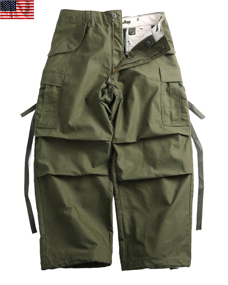 M-65 貨物褲真正的新美國 M-65 外地貨物褲子橄欖男裝軍事底部褲子軍事褲子軍隊麵包軍隊褲子美國軍隊真正配件男性春季禮品贈品