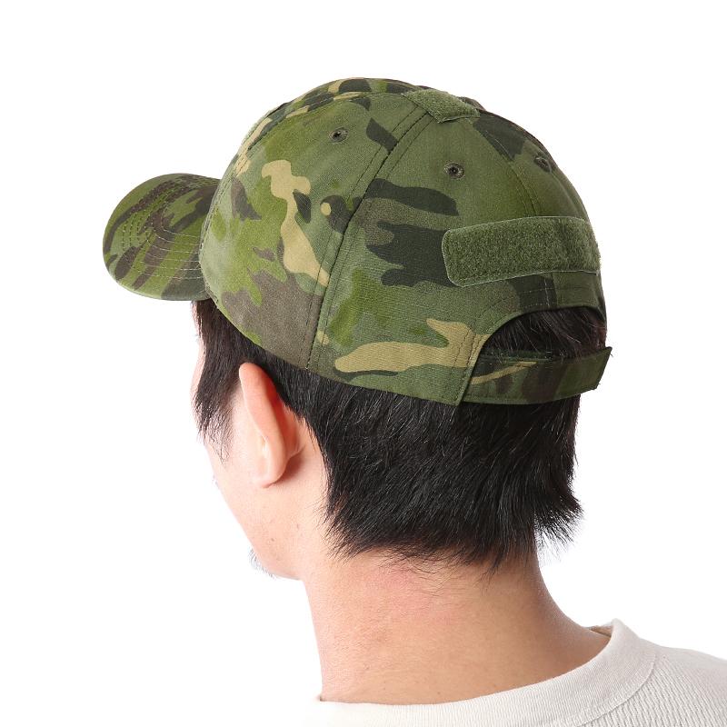 TRU-SPEC/二湯汁規格ADJUSTABLE TACTICAL CAP MultiCam Tropic maruchikamutoropikkumiritarikyappusabaibarugemusabage《WIP》10P05Nov16[Px]男性禮物禮物