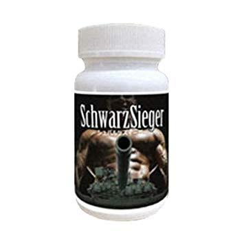 【送料無料】SchwarzSieger シュバルツズィーガー 2個セット 男性用サポートサプリ