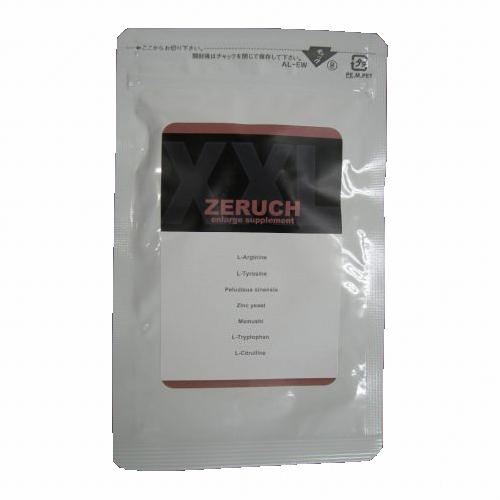 【メール便送料無料】ZERUCH(ゼルク) 男性用サポートサプリ