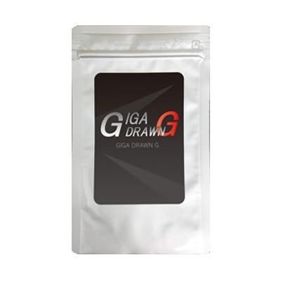 【ネコポスで送料無料】GIGA DRAWN G ギガドロンジー 2個セット 男性用サポートサプリ
