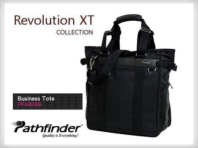 【正規品】Pathfinderパスファインダー レボリューションXTシリーズ ビジネストートバッグ PF6808B【B4】【A4ファイル】【送料無料】【代引手数料無料】【あす楽】【あす楽_土曜営業】【あす楽_日曜営業】