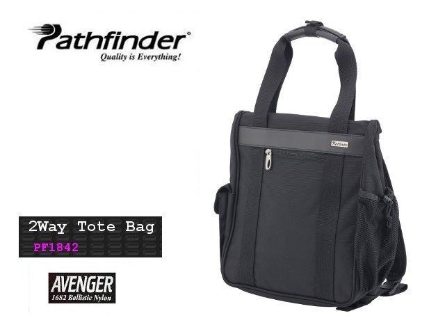 【正規品】Pathfinderパスファインダー アベンジャーシリーズ 2WAYトートバッグ (トート&リュック) PF1842【A4対応】【送料無料】【代引手数料無料】【あす楽】】【あす楽_土曜営業】【あす楽_日曜営業】