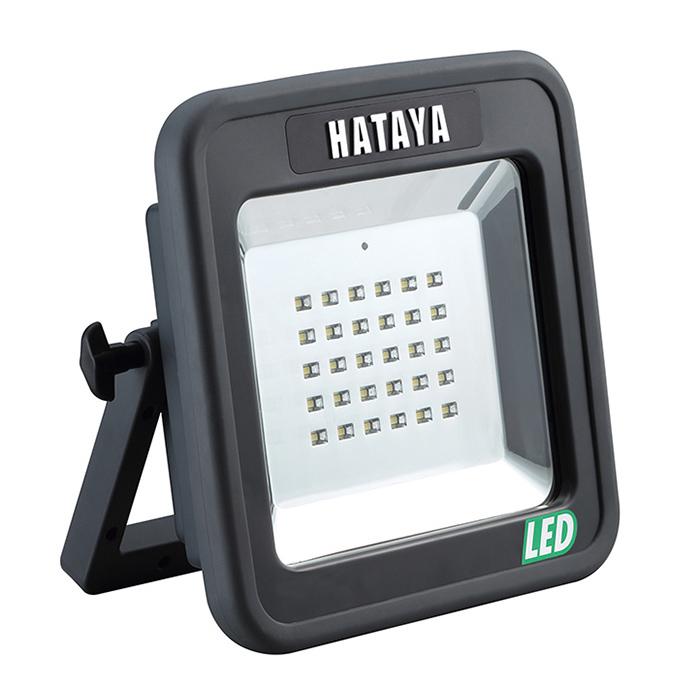 【ハタヤリミテッド】充電式LEDケイ・ライトプラス(15W)(屋外用) 【LWK-15】 ※沖縄・離島は別途送料が必要
