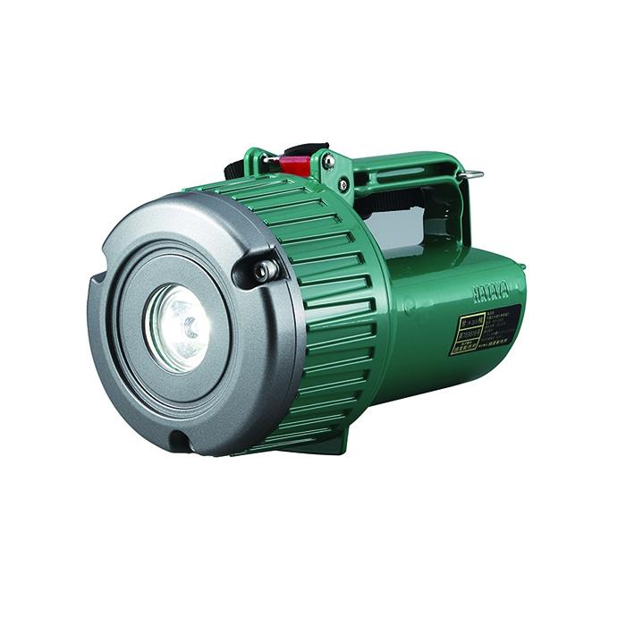 【ハタヤリミテッド】充電式防爆型LEDケータイランプ 屋外用【PEP-S3DC】※沖縄・離島は別途送料が必要
