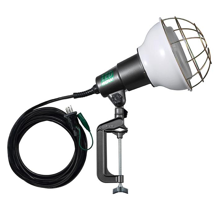 【ハタヤリミテッド】40WLED作業灯 40W 5m 接地付 【REL-5WK】 ※沖縄・離島は別途送料が必要