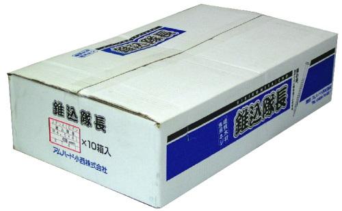 【☆送料無料でさらにお買い得♪】錐込隊長 1ケース(10箱入)