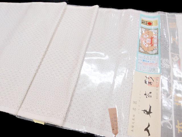 本場白大島紬【入来玄彩】カネトク織物