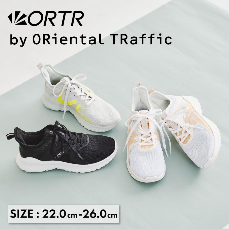 大きい 小さい 靴 22.0~26.0cm S 3L 春夏 SALE 安心と信頼 スポーティメッシュスニーカー《ORientalTRaffic》 レディース オリエンタルトラフィック やわらかい シューズ スニーカー スポーティー ブラック メッシュ 歩きやすい 超美品再入荷品質至上