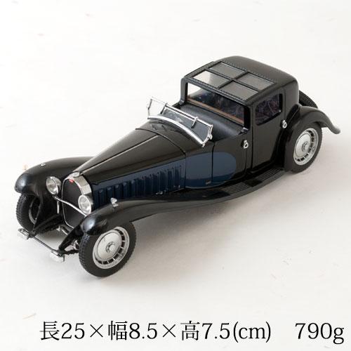 アンティークミニカー 1930ブガッティロイヤル ダイキャスト FRANKLIN MINT Antique minicar