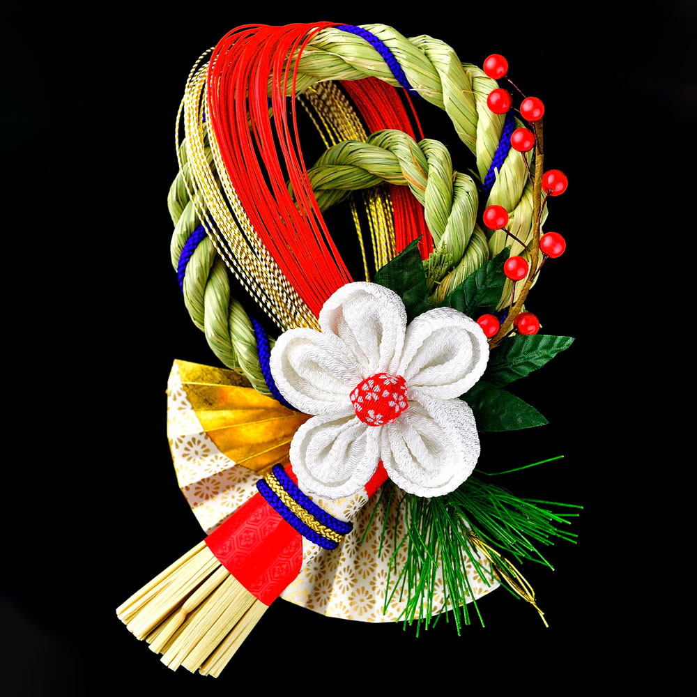 Wakeiseijyaku: New Year holidays decoration Japanese New ...