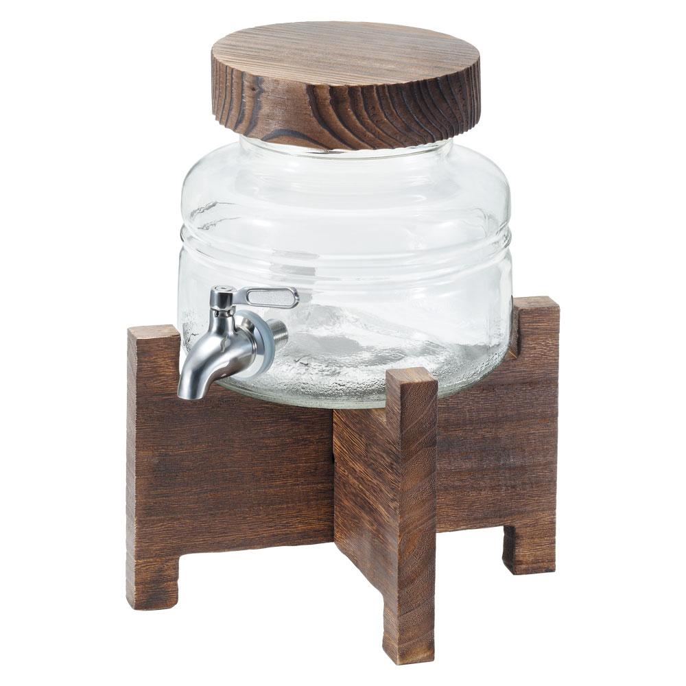 ガラス製焼酎サーバー2L 焼酎三昧 いつもの焼酎をいっそう美味しく Glass shochu server