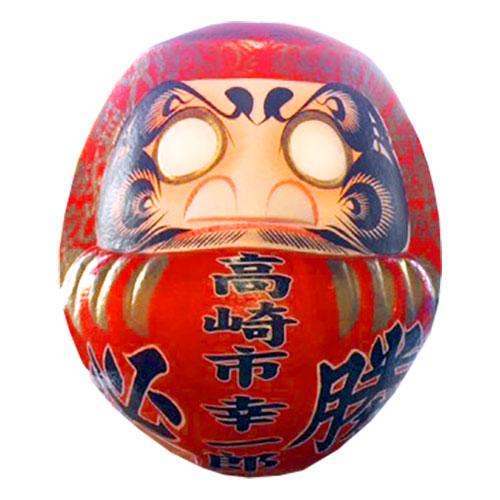 高崎だるま 選挙だるま 16号(58cm)赤 群馬県指定ふるさと伝統工芸品 Takasaki daruma senkyo daruma Gunmaken traditional crafts