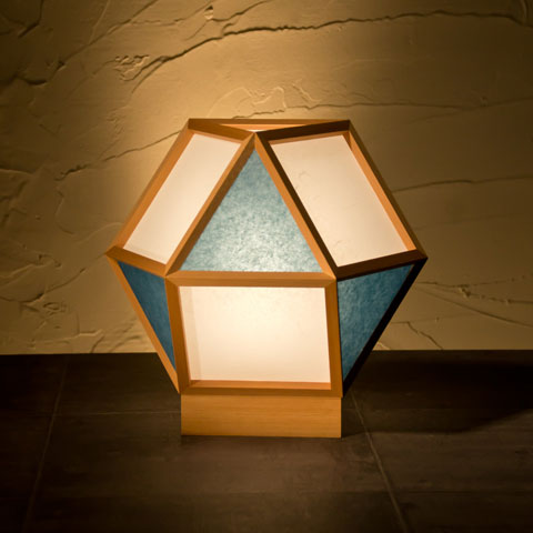 Wakeiseijyaku rakuten global market japanese style floor lamps japanese style floor lamps and andon mato white x blue 1 light type ap522 d aloadofball Images