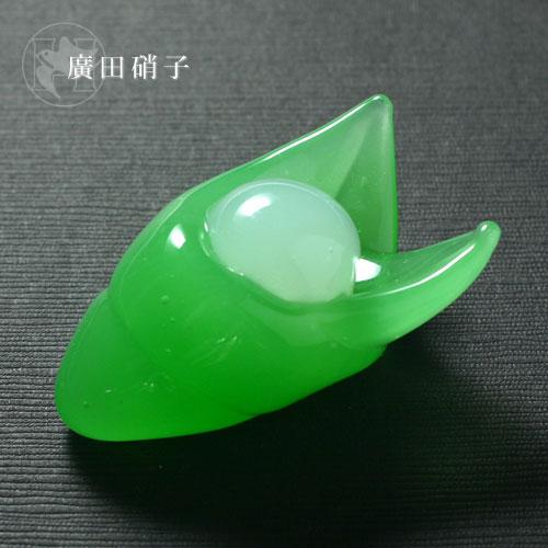 Hirota glass co., Ltd. glass Japanese-style confection chopstick bamboo Fu blast