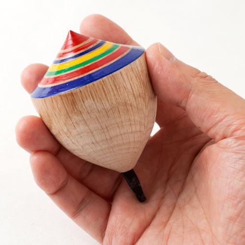 木製品扔家裡,福岡,九州肥 (投擲旋轉的陀螺),肥高麗,福岡工藝品