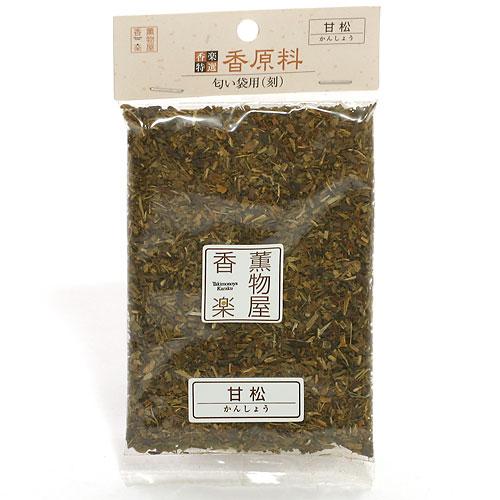 手作りお香 匂い袋用: 天然香原料 刻 甘松 かんしょう セールSALE%OFF 匂い袋用 ディスカウント