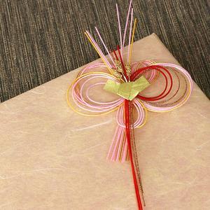 裝飾 mizuhiki (大) 2 件紅米飯 (WR-M22)