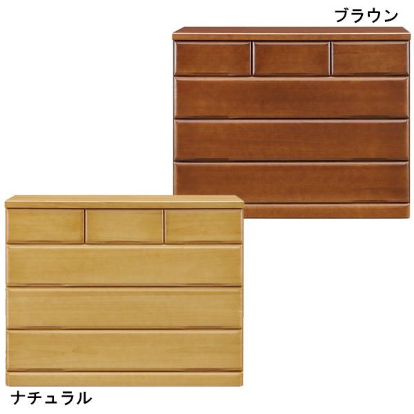 ローチェスト タンス 幅120cm 引き出し 4段 木製 国産 日本製 完成品 シンプル 洋服タンス 衣類収納 収納家具 桐 たんす 送料無料