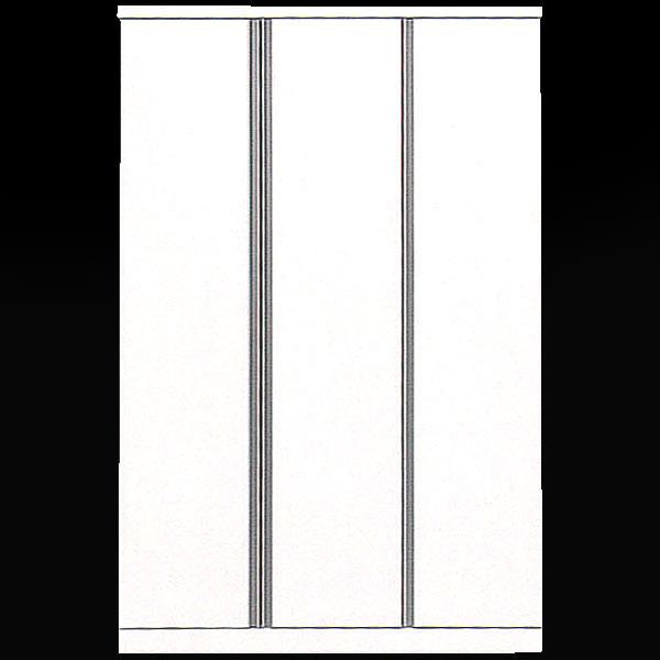 【ポイント3倍 8/9 9:59まで】 ワードローブ ロッカー 服吊り クローゼット タンス 幅120cm おしゃれ 木製 収納家具 家具 【 完成品 】 送料無料