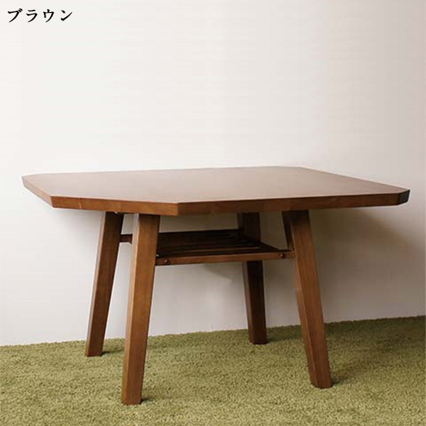 ダイニングテーブル テーブル 机 ダイニング 幅110cm 木製 シンプル おしゃれ モダン 送料無料