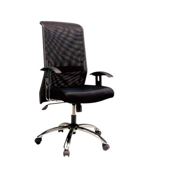 デスクチェア チェア オフィスチェア パーソナルチェア 事務椅子 肘付き ファブリック メッシュ リクライニング