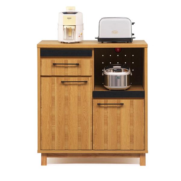 キッチンカウンター カウンター 幅80cm 完成品 キッチン収納 収納家具 日本製 木製 シンプル おしゃれ モダン 送料無料