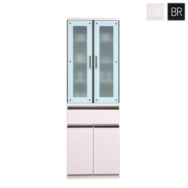 食器棚 ダイニングボード キッチン収納 カップボード 収納家具 日本製 幅60cm 白 ホワイト 木製 シンプル おしゃれ 送料無料