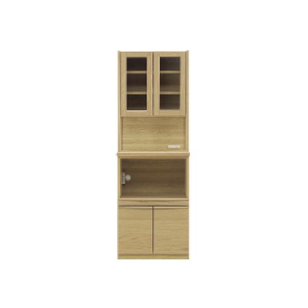 ダイニングボード キッチンボード 幅60cm 北欧 モダン シンプル カップボード キッチン収納 収納家具 コンセント付き 木製