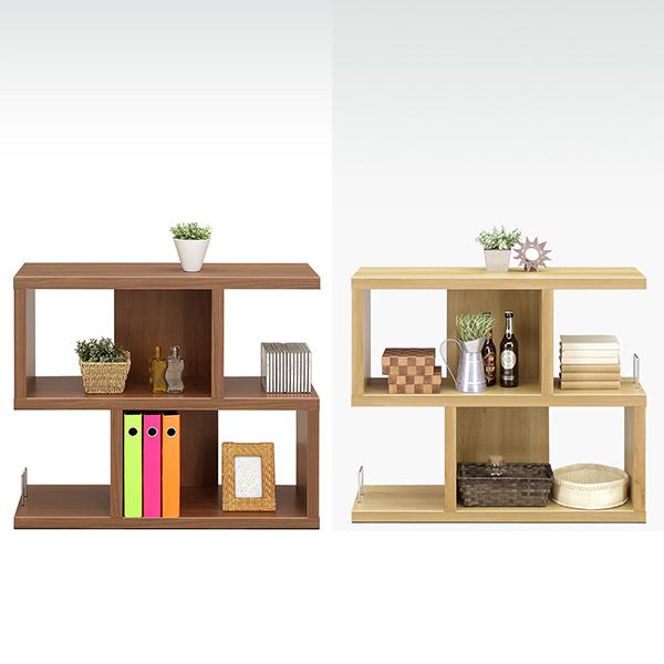 オープンラック ブックシェルフ 木製 オープンシェルフ 日本製 ディスプレイ 棚 完成品 おしゃれ 幅90cm ロータイプ 本棚