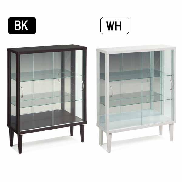 コレクションボード コレクションケース ディスプレイラック ディスプレイ 飾り棚 幅75cm フィギュアラック モダン 完成品 ガラス