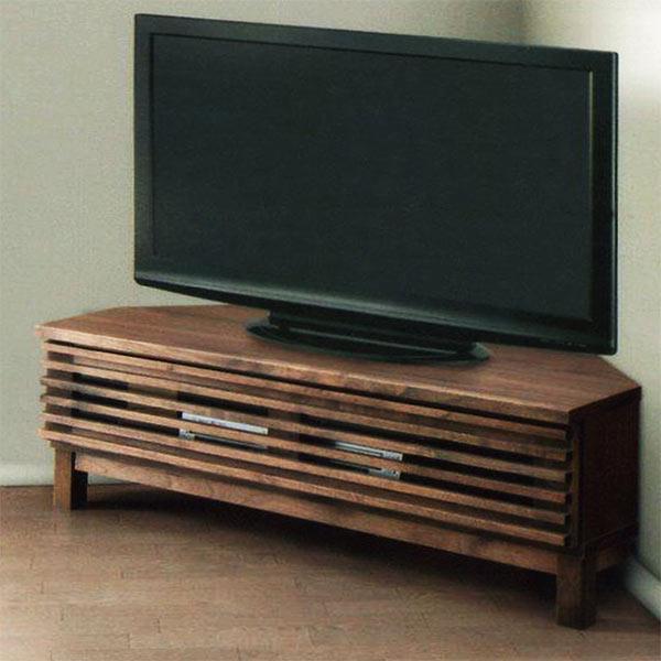 テレビ台 テレビボード TV台 TVボード リビング 収納家具 コーナーテレビボード 幅100cm デッキ収納 日本製 木製 リビングボード 収納ボード おしゃれ 棚 送料無料