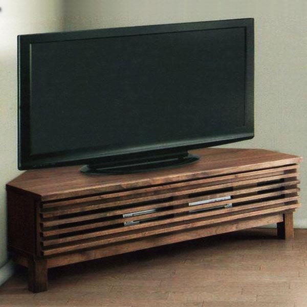 テレビ台 テレビボード TV台 TVボード リビング 収納家具 コーナーテレビボード 幅120cm デッキ収納 日本製 木製 リビングボード 収納ボード おしゃれ 棚 送料無料