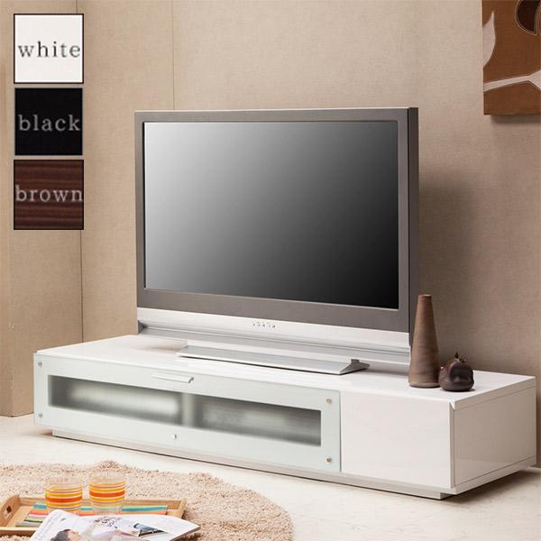 テレビ台 テレビボード ロータイプ ローボード TVボード TV台 AV収納 テレビラック AVラック AVボード 収納 幅150cm シンプル モダン おしゃれ 白 完成品 送料無料