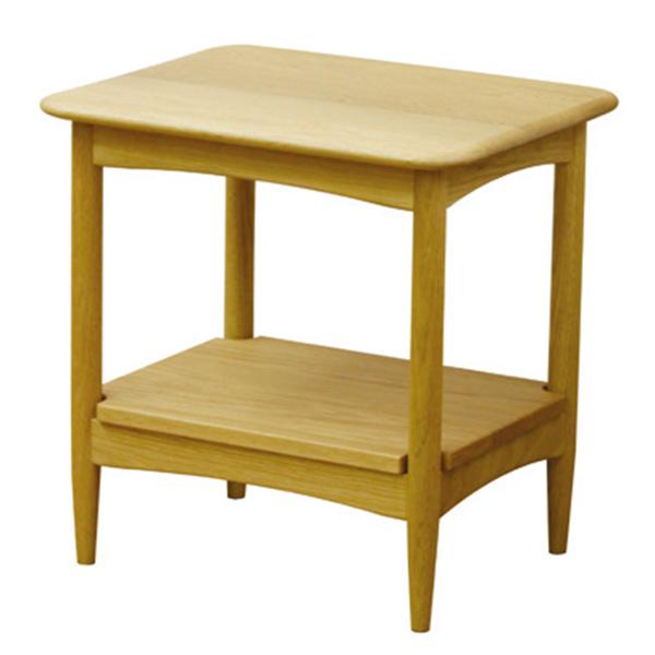 サイドテーブル テーブル リビングテーブル 机 幅50cm 木製 シンプル おしゃれ モダン 送料無料