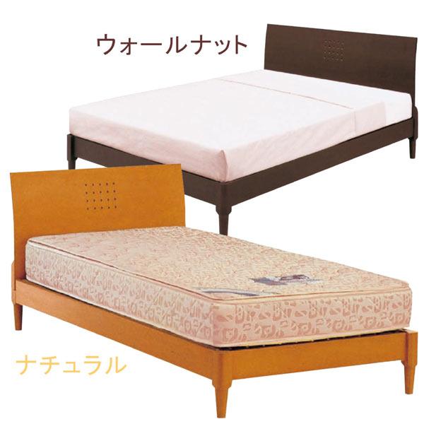 【ポイント3倍 8/9 9:59まで】 ベッド セミダブルベッド ベッドフレーム おしゃれ ベッド すのこベッド モダン かわいい 木製 送料無料