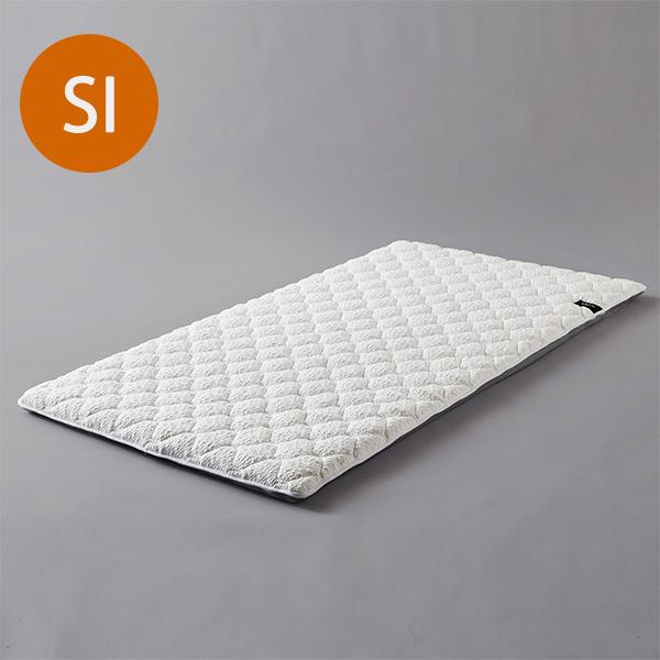敷布団 敷き布団 ライトウェーブ ウォッシャブル 寝具 シングルサイズ シングル 洗える 三つ折り